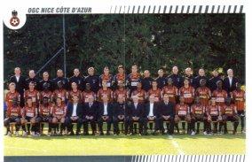 PANINI FOOTBALL 2009 (n°340&341) - Photo d`équipe