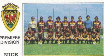 PANINI FOOTBALL 77 (n°202) - Photo d`équipe