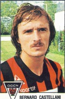 PANINI FOOTBALL 79 (n°192) - Bernard CASTELLANI