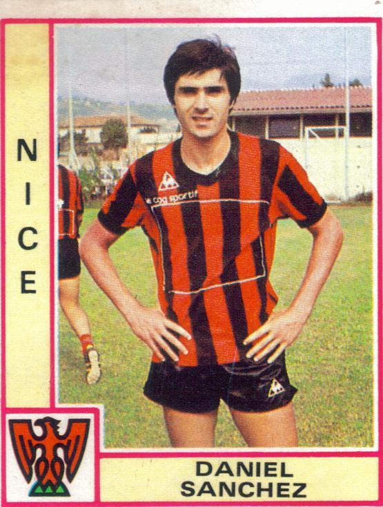 PANINI FOOTBALL 80 (n°233) - Daniel SANCHEZ
