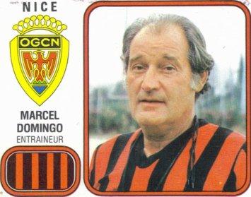 PANINI FOOTBALL 82 (n°212) - Marcel DOMINGO